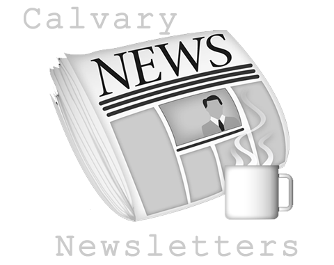 Calvary Lutheran Newsletters